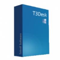 T3Desk (โปรแกรม T3Desk เปลี่ยนหน้าจอ Desktop เป็น 3 มิติ)