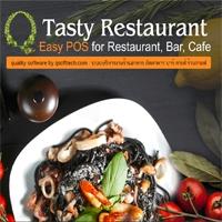 Tasty Restaurant (โปรแกรมร้านอาหาร ระบบร้านอาหาร โปรแกรมร้านกาแฟ)