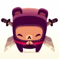 Bushido Bear (App เกมส์ Bushido Bear หมีนินจา ล้างบางในดาบเดียว)