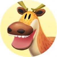 Snapimals (App เกมส์ถ่ายสัตว์น่ารัก บนเกาะพิศวง)