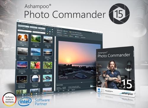 Ashampoo Photo Commander (โปรแกรมจัดการรูปภาพ แต่งภาพ) :