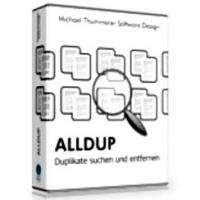 AllDup (โปรแกรม AllDup ค้นหา ลบไฟล์ ลบโฟลเดอร์ ที่ซ้ำกัน)