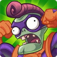 Plants vs Zombies Heroes (App เกมส์การ์ดซอมบี้บุกสวน)