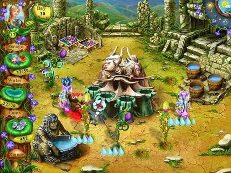 เกมส์ทำสวน Magic Farm Ultimate Flower