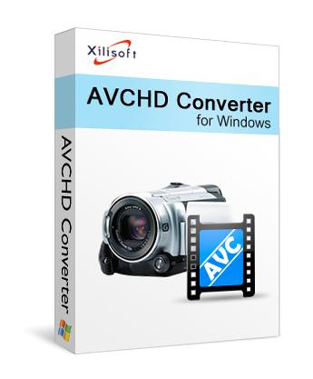 โปรแกรมแปลงไฟล์วีดีโอ Xilisoft AVCHD Converter
