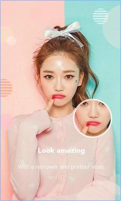 App แต่งภาพเซลฟี่ Beauty Camera