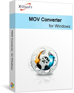 โปรแกรมแปลงไฟล์ Xilisoft MOV Converter