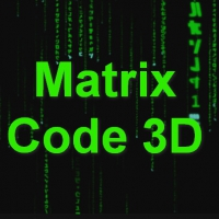 Matrix Code 3D Screen Saver (สกรีนเซฟเวอร์ เดอะเมทริกซ์ แบบ 3 มิติ)