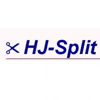 HJ Split (โปรแกรม HJ Split แยกไฟล์ รวมไฟล์ ตรวจสอบไฟล์)