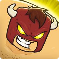 Burrito Bison Launcha Libre (App เกมส์มวยปล้ำกระทิงดุ)