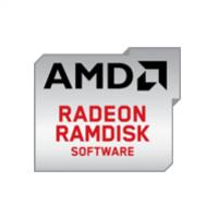 AMD Radeon RAMDisk (โปรแกรมทำ RamDisk เก็บข้อมูลบนแรม ฟรี)