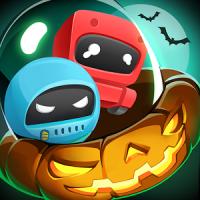 Mr Q Magnetic Adventure (App เกมส์หุ่นยนต์ผจญภัย)
