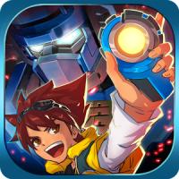 Turbine Fighter (App เกมส์หุ่นยนต์เครื่องจักรต่อสู้)