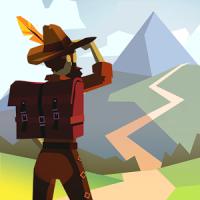 The Trail (App เกมส์ท่องเที่ยวผจญภัย ใช้ชีวิต)