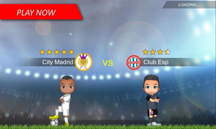 เกมส์ Mobile Soccer League