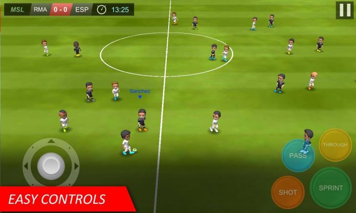 ดาวน์โหลด Mobile Soccer League