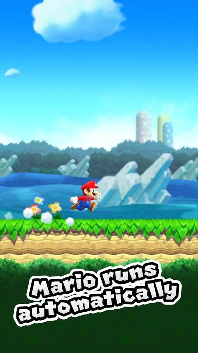 App เกมส์มาริโอ้ Super Mario Run