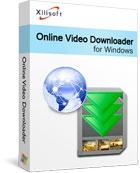 โปรแกรมโหลดวีดีโอXilisoft Online Video Downloader
