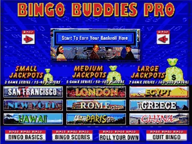 เกมส์บิงโก Bingo Buddies Pro