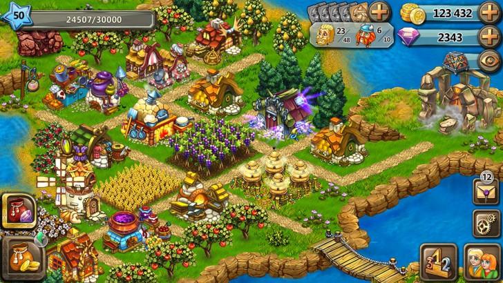 เกมส์ Harvest Land