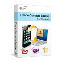 Xilisoft iPhone Contacts Backup (สำรองรายชื่อ หรือ สมุดโทรศัพท์ ผู้ติดต่อบน iPhone)