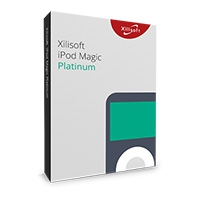 Xilisoft iPod Magic Platinum (โปรแกรม Xilisoft iPod Magic Platinum ถ่ายโอนไฟล์ iPod)