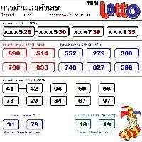 Thai Lotto Maths and Stats (โปรแกรมสุ่มหาเลขหวย ด้วยตรรกะคณิตศาสตร์และสถิติ)