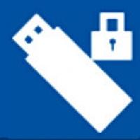 USB Flash Security (โปรแกรม เข้ารหัส เพิ่มความปลอดภัย ให้ FlashDrive)