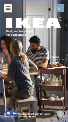 App แคตตาล็อกอิเกีย IKEA Catalog