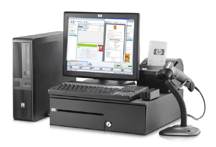 sPOS (โปรแกรม sPOS บริหารจัดการ ระบบงานขายหน้าร้าน หรือ POS) :