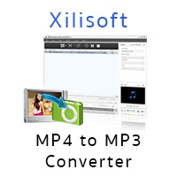 Xilisoft MP4 to MP3 Converter (โปรแกรมแปลงไฟล์วีดีโอ MP4 เป็นไฟล์เสียง MP3)