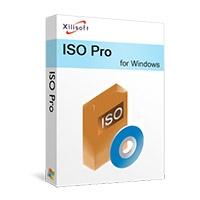 Xilisoft ISO Pro (โปรแกรม Xilisoft ISO Pro สร้างไฟล์ ลง ISO)