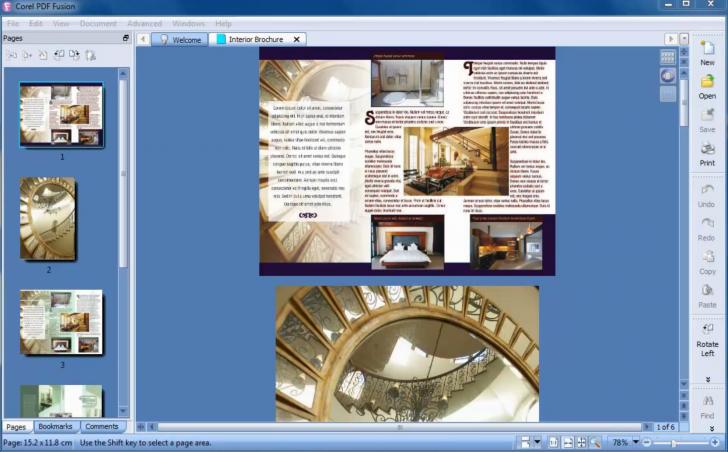 โปรแกรม จัดการ แก้ไข สร้างไฟล์ PDF Fusion