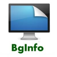 BGinfo (แสดง Spec คอมพิวเตอร์ บน Background เดสก์ท็อป)