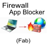 Firewall App Blocker (โปรแกรมบล็อก ป้องกัน Firewall บนคอมพิวเตอร์)