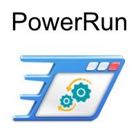 PowerRun (โปรแกรม PowerRun เปิดโปรแกรม รันคำสั่งต่างๆ ในสิทธิ์สูงสุด)