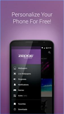 ZEDGE Ringtones Wallpapers App