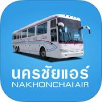 NCA Mobile (App จองตั๋วรถทัวร์นครชัยแอร์ จองตั๋วออนไลน์ Nakhonchai Air)