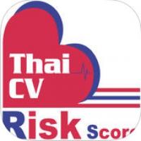 Thai CV risk calculator (App ประเมินความเสี่ยงต่อการเกิดโรคหัวใจ และหลอดเลือด)