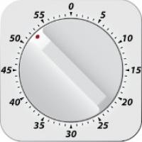 Kitchen Timer Plus (App นาฬิกาจับเวลาทำอาหาร)