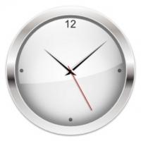 Digital Clock-7 (สกรีนเซฟเวอร์ แสดงเวลา บนหน้าจอคอม)