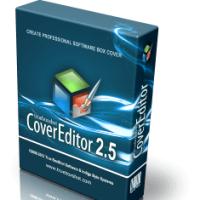 TBS Cover Editor (โปรแกรม TBS Cover Editor ออกแบบกล่อง Software)
