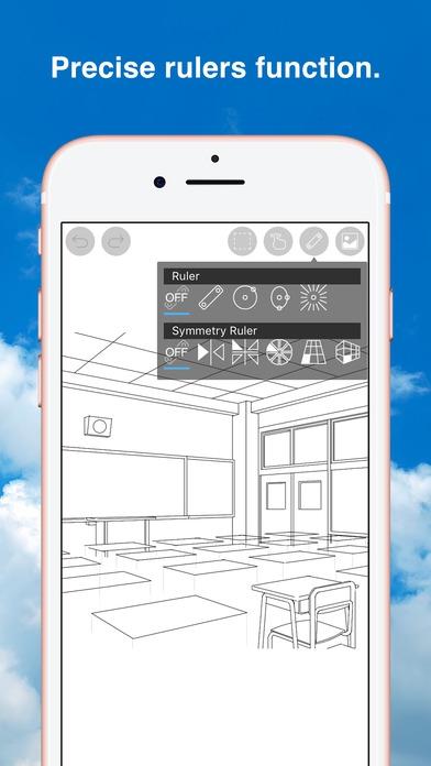 App วาดการ์ตูน วาดภาพศิลปะibis Paint X