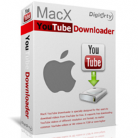 MacX YouTube Downloader (โปรแกรมโหลดคลิปวีดีโอ บนเครื่อง Mac)