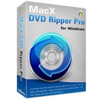 MacX DVD Ripper Pro for Windows (โปรแกรมคัดลอกไฟล์ แปลงไฟล์หนัง DVD)