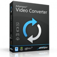 Ashampoo Video Converter (โปรแกรมแปลงไฟล์วีดีโอ จากค่าย Ashampoo รองรับวีดีโอ 4K)