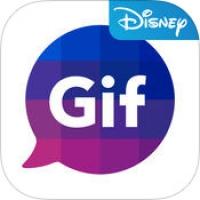 Disney Gif (App ส่ง GIF ตัวการ์ตูนดิสนีย์น่ารักๆ แทนความรู้สึก)