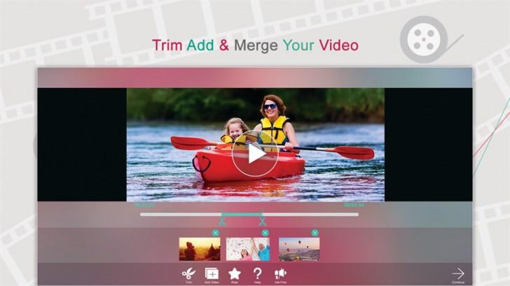 โปรแกรมตัดต่อวีดีโอ Movie Maker