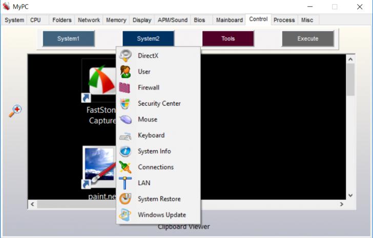 MyPC (โปรแกรม MyPC ดูสถานะ RAM CPU Bios Mainboard การ์ดจอ คอมพิวเตอร์) :