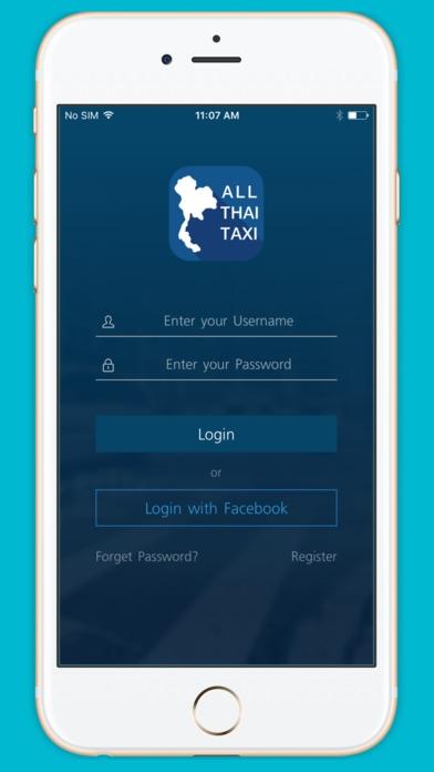 App เรียกรถแท็กซี่All Thai Taxi